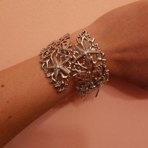 Nautical clasp bracelet - fashion jewelry